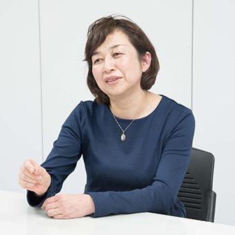 熊坂 悦子